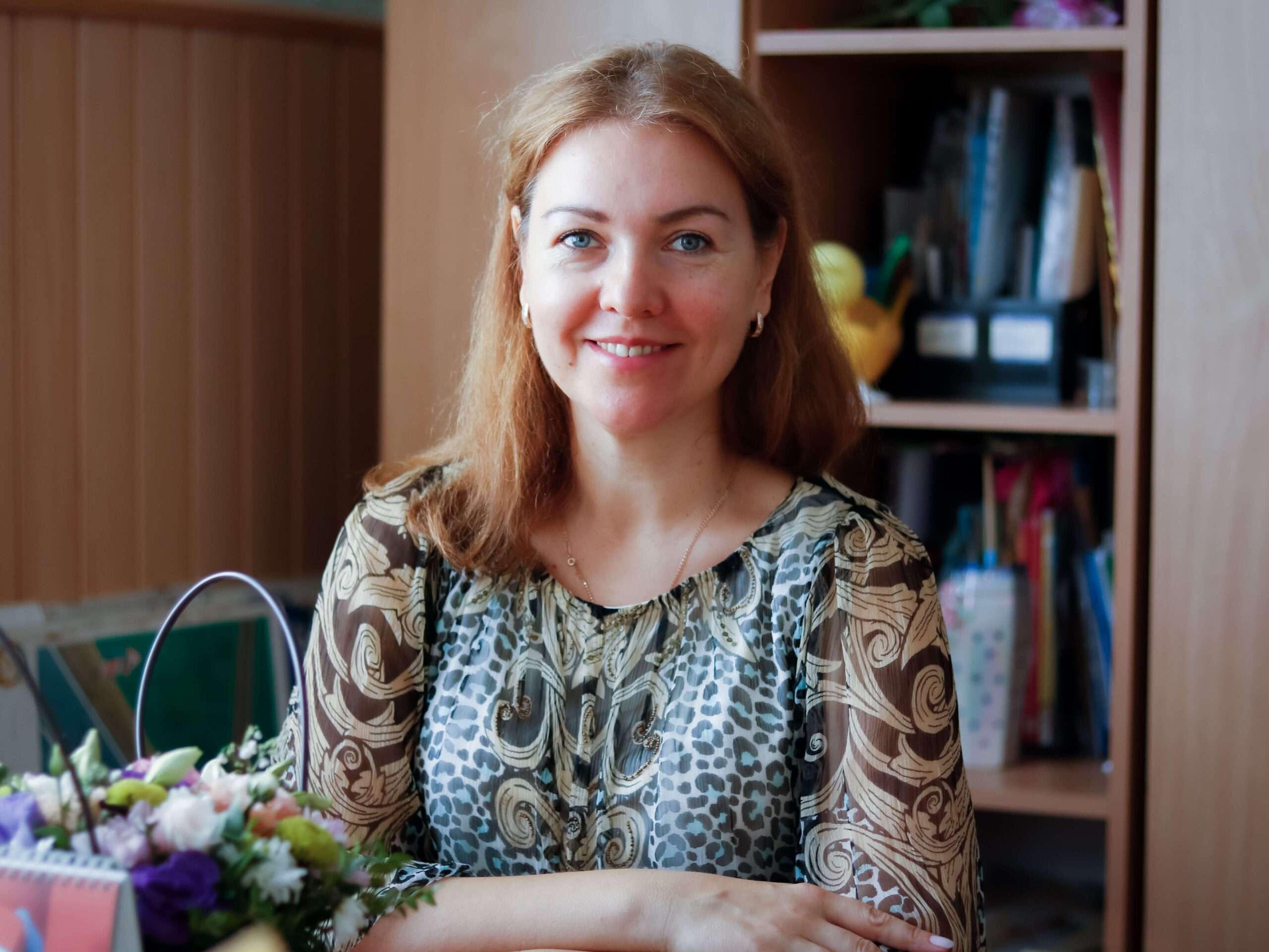 Новікова Олена Володимирівна
