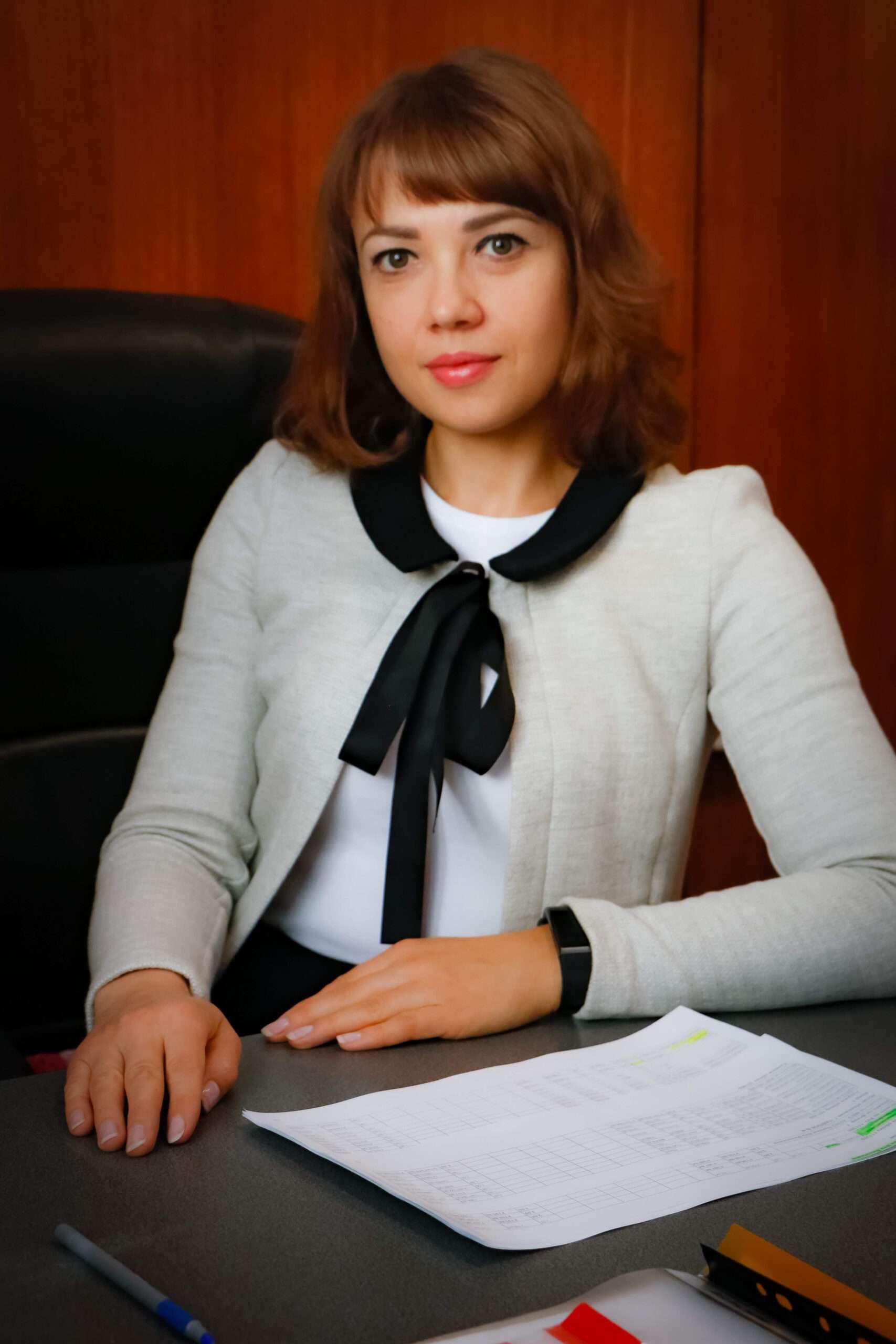 Павлюк Віта Миколаївна
