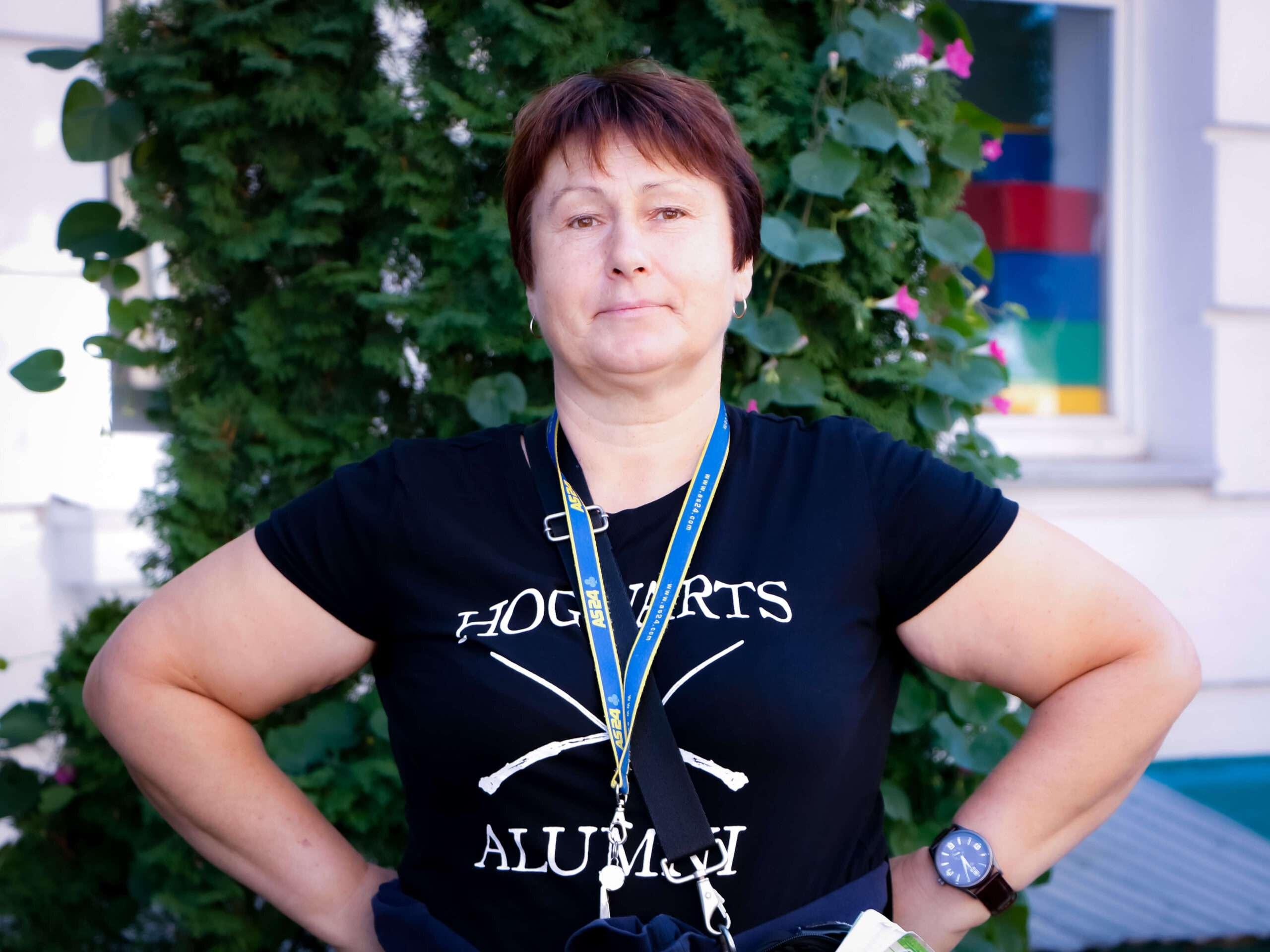 Свірська Тамара Федорівна