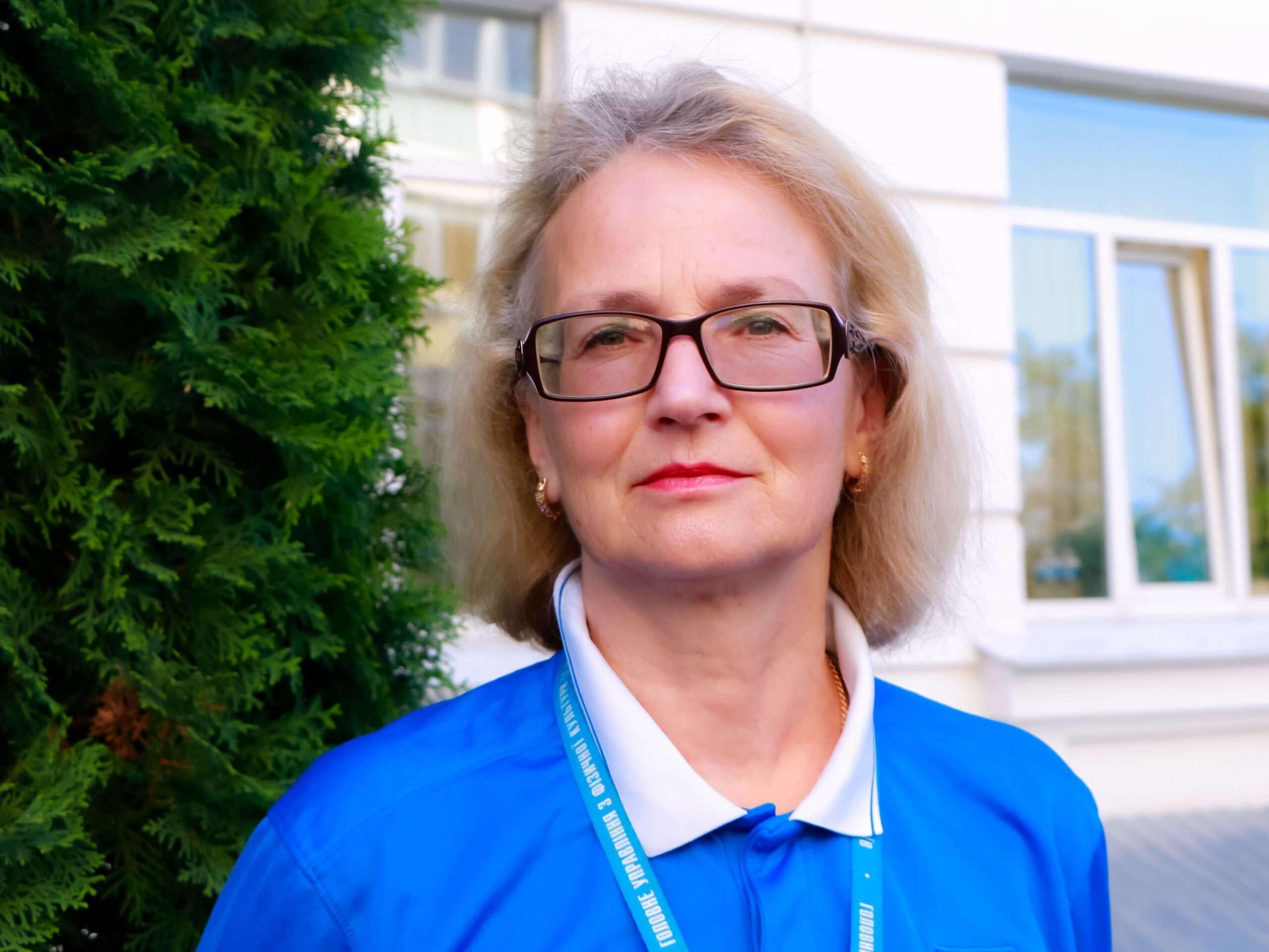 Тарасова Тетяна Дмитрівна